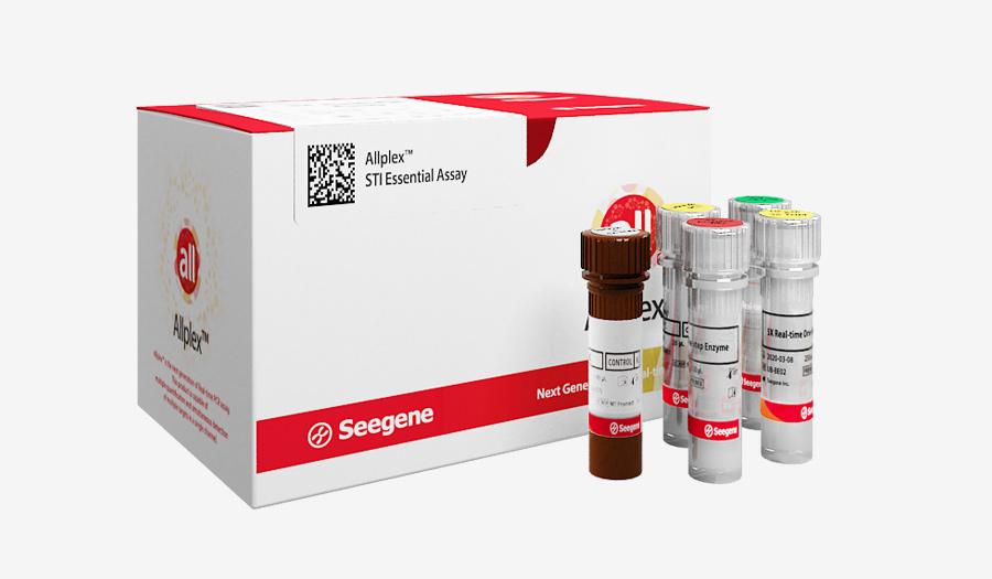 Allplex Ensaio STI Essential Seegene Brazil